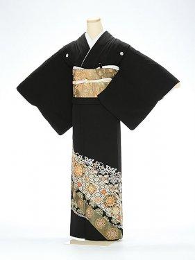黒留袖1172優美雅宝
