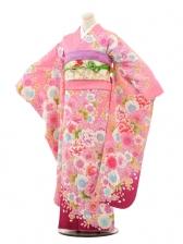 振袖E032 sweet ピンク夢桜