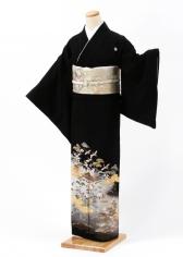 黒留袖6AA0012