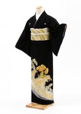黒留袖6AA0033