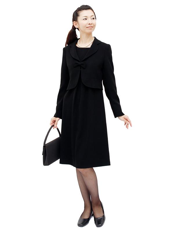 女性礼服120 [アンサンブル][前ファ