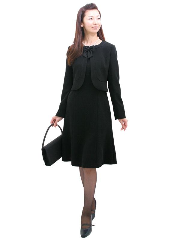 女性礼服203 [アンサンブル][前ファスナー]