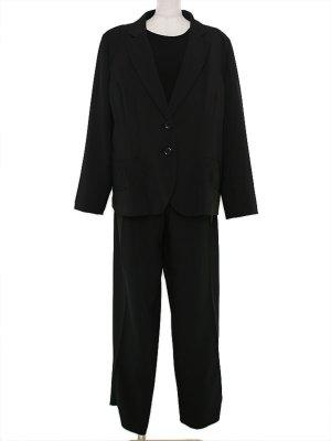 ブラックフォーマル 31号(11L) アンサンブル,パンツスーツ