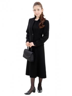 女性礼服106 [アンサンブル][前ファスナー]