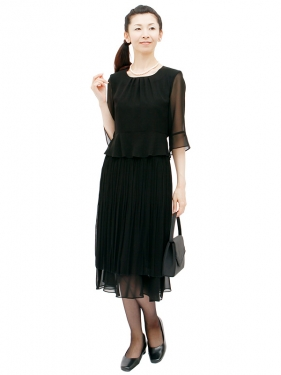 夏用女性礼服413