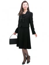 女性礼服304 [アンサンブル][前ファスナー]