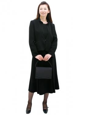 女性礼服201 [スリーピース]