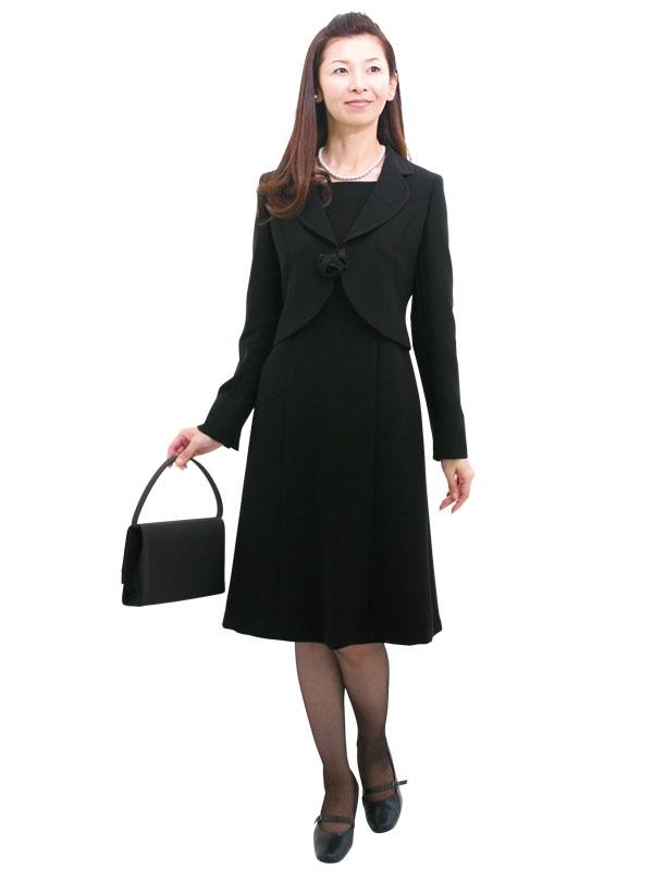 女性礼服207 [アンサンブル][前ファスナー]