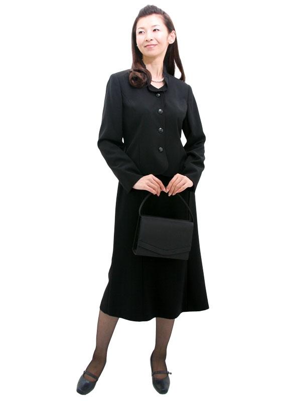 女性礼服205 [スリーピース]