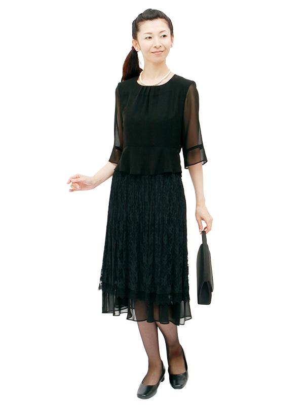 夏用女性礼服412