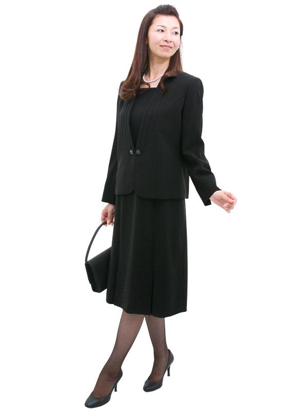 女性礼服305 [アンサンブル][前ファスナー]