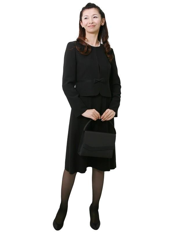 女性礼服511 [小柄サイズ][前ファスナー]