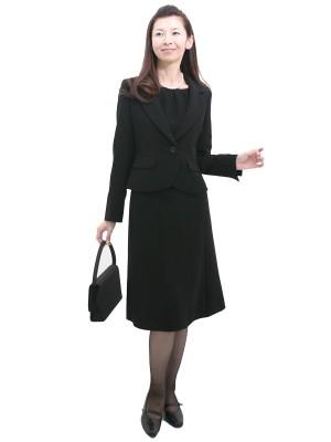 【206】marie claire 7号(S)~13号(LL) スカートスーツ