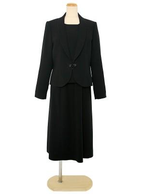 女性礼服613 [アンサンブル][前ファスナー]