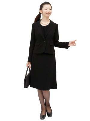 【209】7号(S)~13号(LL) スカートスーツ