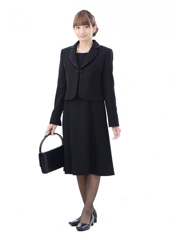 女性礼服K002[アンサンブル][前ファスナー]