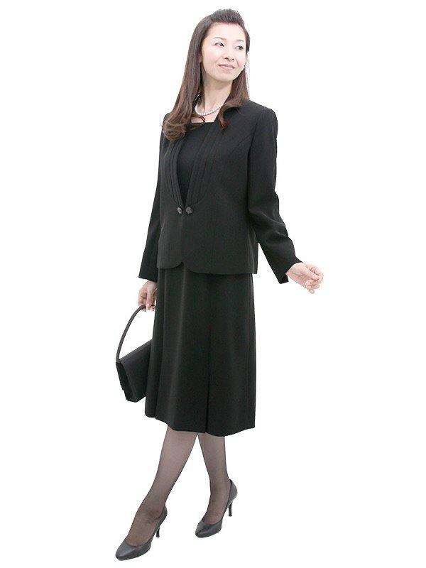 女性礼服K024[アンサンブル]