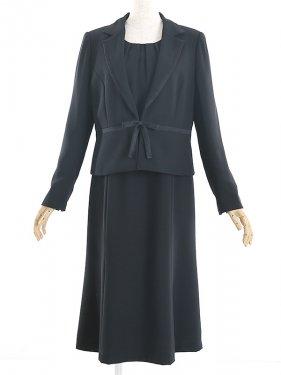 [東京発送]女性ブラックフォーマルNAZK009アンサンブル