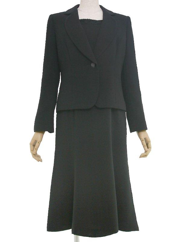 女性礼服K008[アンサンブル][前ファスナー]