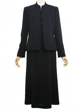 [東京発送]女性礼服NAZK015アンサンブル[前ファスナー