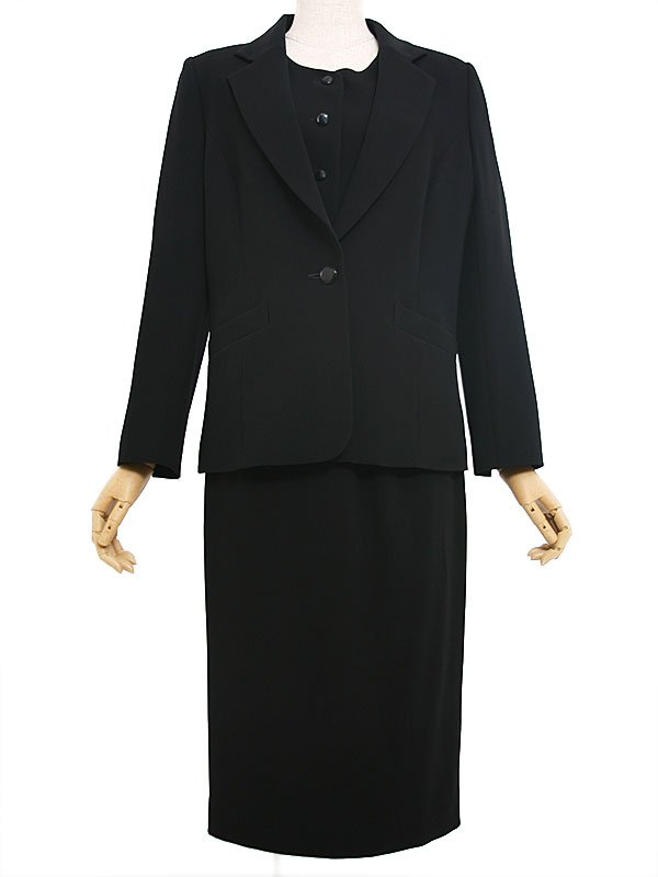 女性礼服K019_3点セット