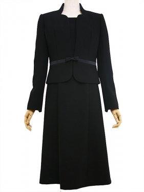 [東京発送]女性ブラックフォーマルNAZK031桂由美