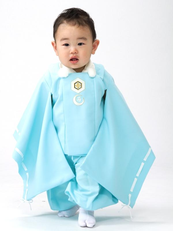 ジャパンスタイル水色牛若丸0017