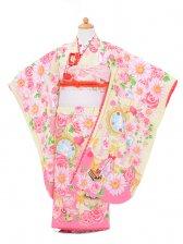 753レンタル(7歳女結び帯)0740松田聖子イエロー