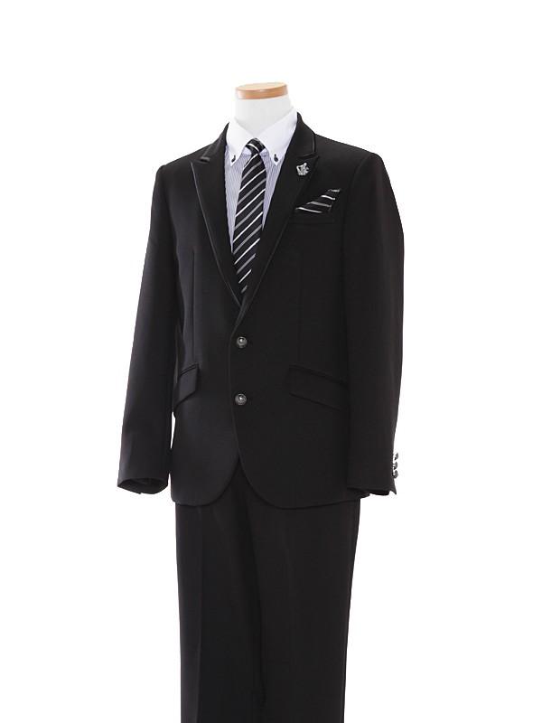 男児スーツ/160cmモノトーントリミングスーツBS39
