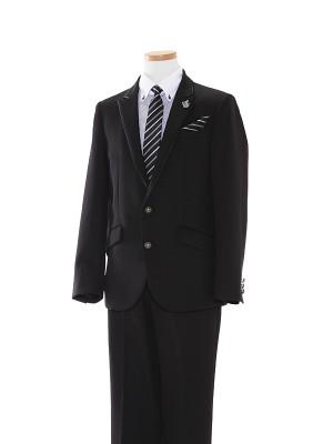 [男児スーツ]長ズボン/モノトーントリミングスーツ/BS39
