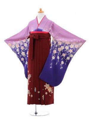 小学生卒業式袴(女の子)レンタルB019パー