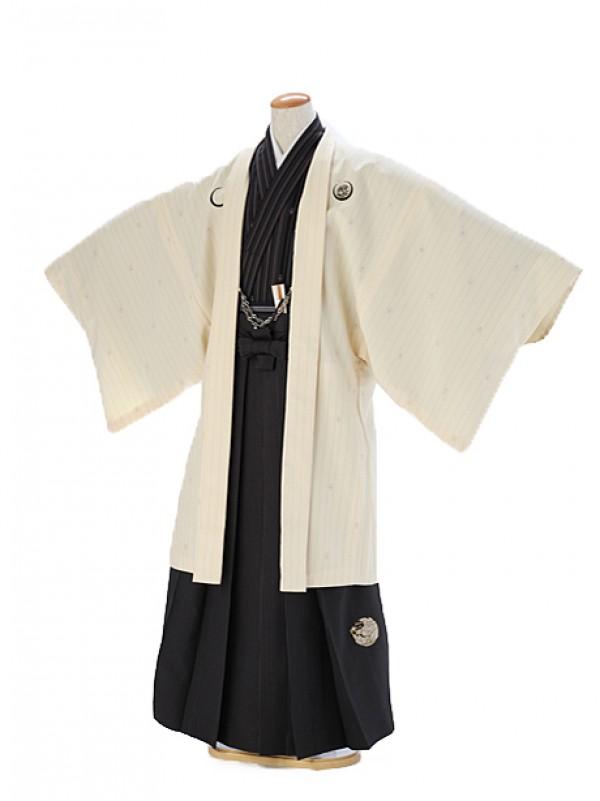 紋付ジャパンスタイル白×黒 XJL002