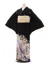 黒留袖レンタル4379桂由美花伝説2