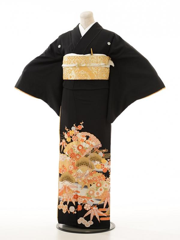 黒留袖レンタル4411桂由美古典の響き