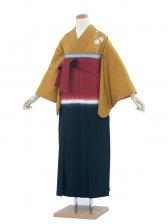 女袴(AD0121) からし/赤紺袴97