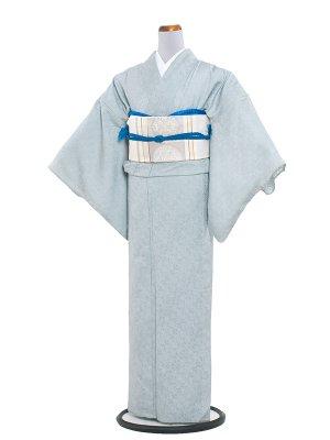【正絹】紋紗 57 薄グリーン