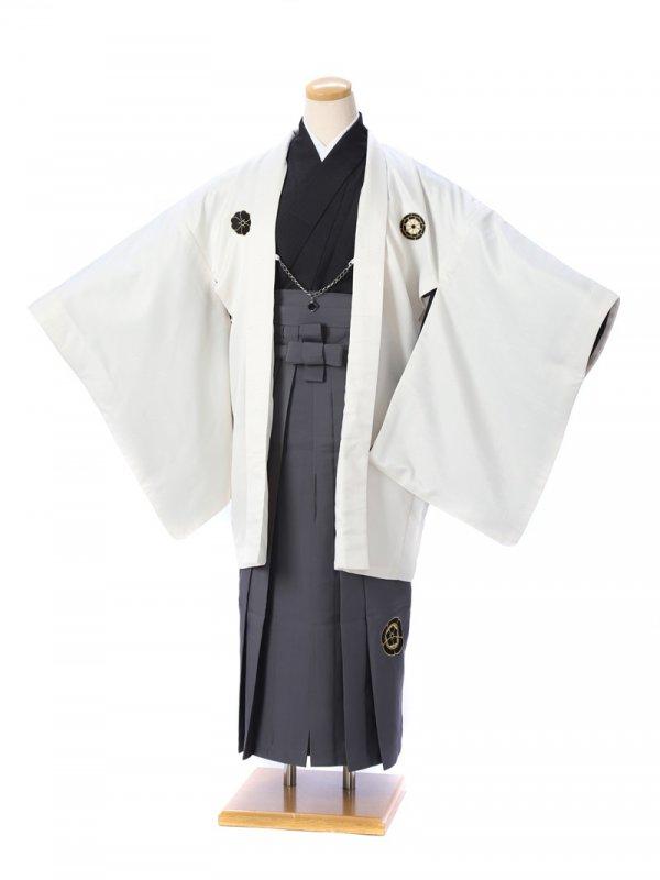 ジュニア用紋付袴セットレンタル8AQL33