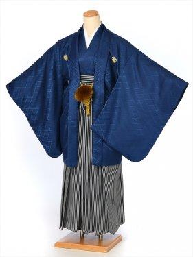 ジュニア用紋付袴セットレンタル8AQL09