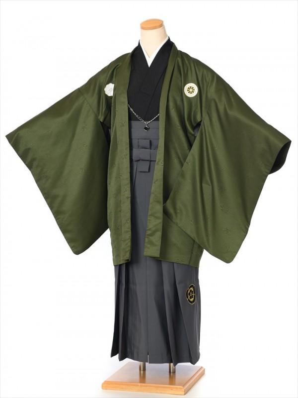 ジュニア用紋付袴セットレンタル8AQL31