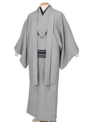 ワンタッチ 男 単衣(3L 183-188cm)白系
