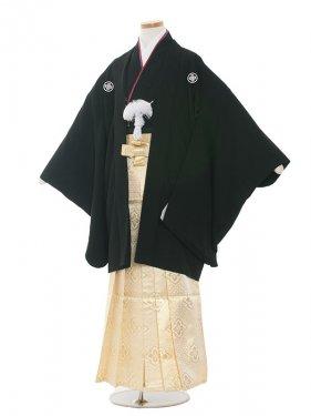 ジュニア(13男)jr1331黒/金袴