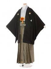 ジュニア(13男)1404-5 黒/グレー
