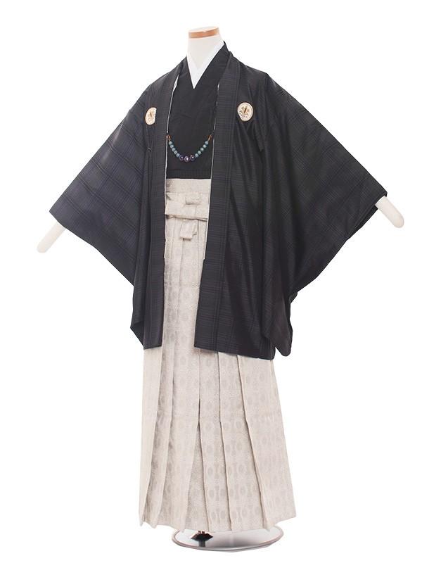 小学生卒業式袴男児1367 ひさかたろまん袴