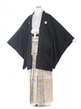 ジュニア(13男)1376-5 黒/グレー