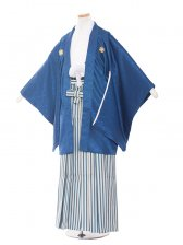 ジュニア(13男)1507-2 紺/白