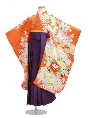 七五三 袴 5~7歳女児 ヨ 卒園式 入学式