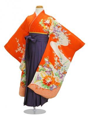 七五三 袴 5~7歳女児 キ 卒園式 入学式