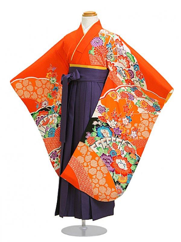 七五三 袴 5~7歳女児 ミ 卒園式 入学式