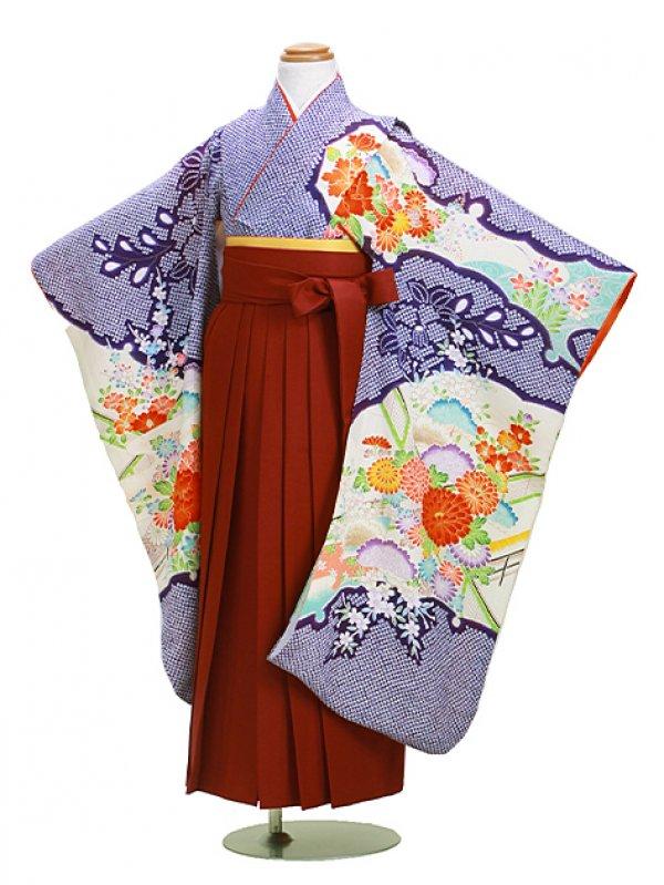 七五三 袴 5~7歳女児 エ 卒園式 入学式
