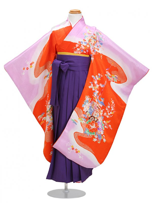 七五三 袴 5~7歳女児 メ 卒園式 入学式